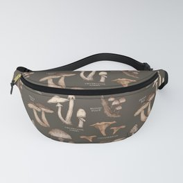 Mushrooms Fanny Pack