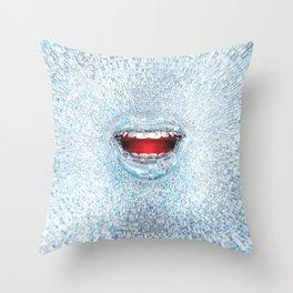 The Voice Throw Pillow