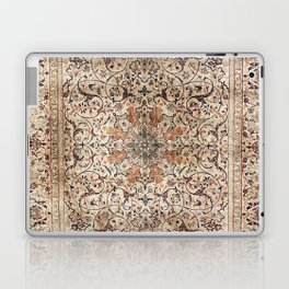 Silk Esfahan Persian Carpet Print Laptop & iPad Skin