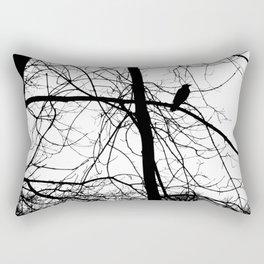The Raven #2 Rectangular Pillow