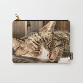 Sleeping Tigers Carry-All Pouch