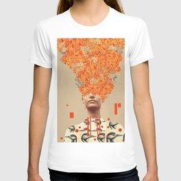Bird Flight in Autumn T-shirt