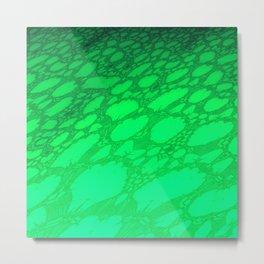 Fractal Abstract 71 Metal Print