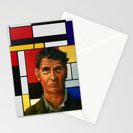Ludwig Wittgenstein Stationery Cards