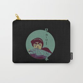 Rock Lee Endure Japanese Carry-All Pouch