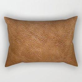 Animal Leather Hide Designers Texture Rectangular Pillow
