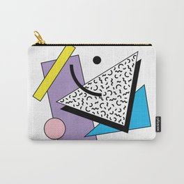 Memphis pattern 56 - 80s / 90s Retro Carry-All Pouch