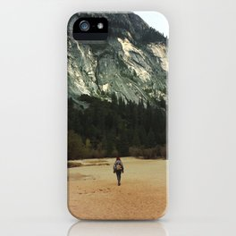Hopeless Wanderer iPhone Case