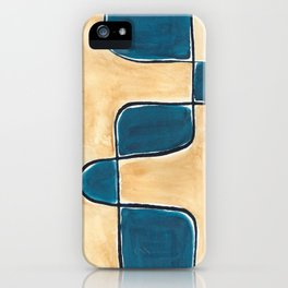 wobbles#2 iPhone Case