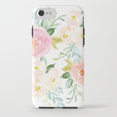 Floral 02 iPhone 7 Tough Case
