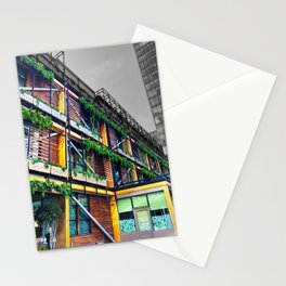 The Ivy Spinningfields Manchester Colour Burst Stationery Cards