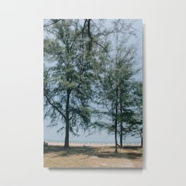Tree(s) Metal Print