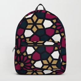 Persian Mosaic – Fuchsia Backpack