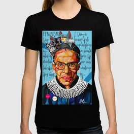 Ruth Ginsburg T-shirt