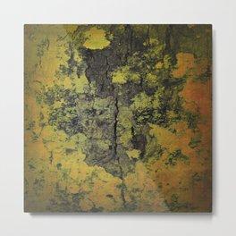 Rugged bark texture Metal Print