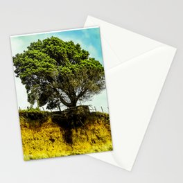 Clinging on Stationery Cards