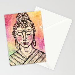 The Mindful Buddha Stationery Cards