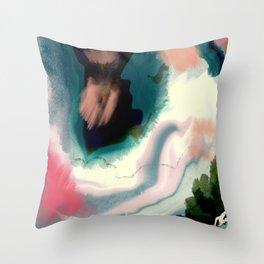 Loq Throw Pillow