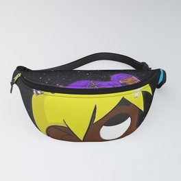 Luv vs The World Fanny Pack