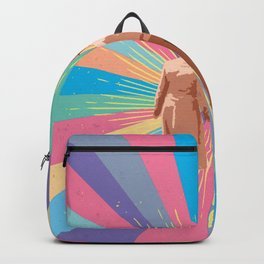 EMBASSY OF THE LIVING Backpack