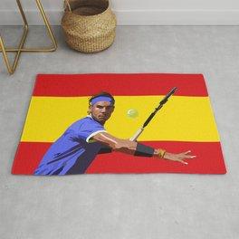 Rafael Nadal | Tennis Rug