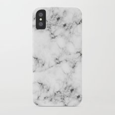 Real Marble iPhone X Slim Case