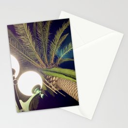 California Lamppost Dreamin' Stationery Cards