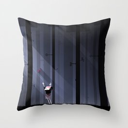 The Hatch Throw Pillow