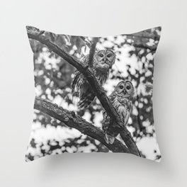 Two Two Two, Who Cooks for you! Throw Pillow