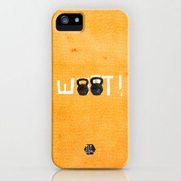 Woot!  iPhone Case