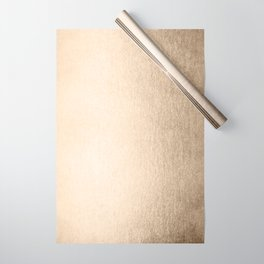 White Gold Sands Wrapping Paper