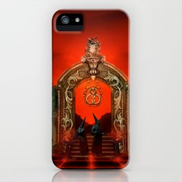 Hell Gate iPhone Case