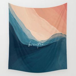 breathe. Wall Tapestry
