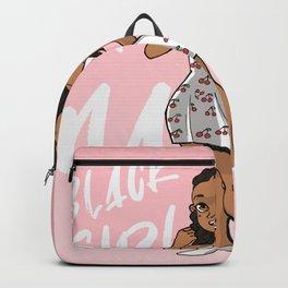 Cute Girl Magic 2 Backpack