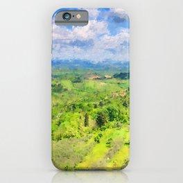 Chianti, Tuscany iPhone Case