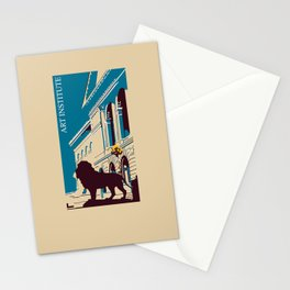 Art Institute Chicago Stationery Cards