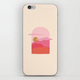 little window iPhone Skin