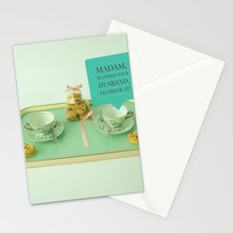 I'd drink it! Stationery Cards