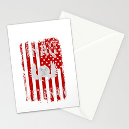 Iraq Veteran, Iraq War, Veteran Gift Stationery Cards