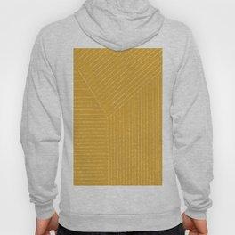 Lines (Yellow) Hoodie