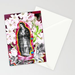 Nossa Senhora de Guadalupe (Our Lady of Guadalupe)  Stationery Cards