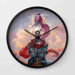 jon bellion album 2020 dede6 Wall Clock