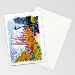 La Sagrada Familia - Park View Stationery Cards