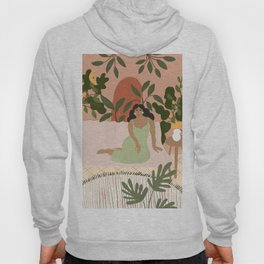 Life With Plants Hoody