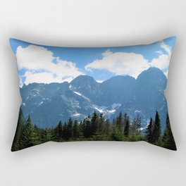 tatry  mountains Rectangular Pillow