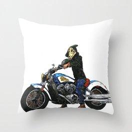 Horseman #4 Throw Pillow