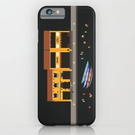 Hoi An, Vietnam Waterfront at Night iPhone Case