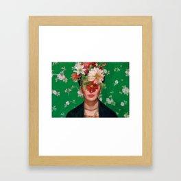 Frida Flow Gerahmter Kunstdruck