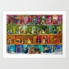 A Stitch In Time 2 Art Print