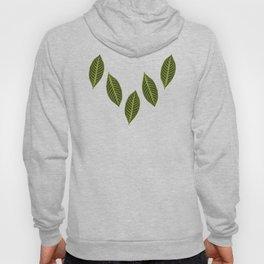 ever green foliage Hoody